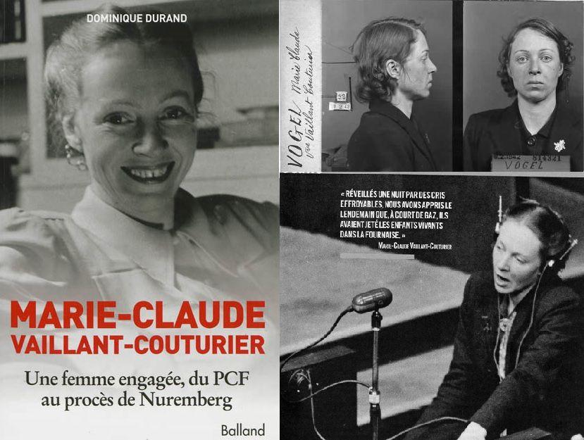MÉMOIRES DU SIÈCLE : Marie-Claude Vaillant-Couturier [audio]