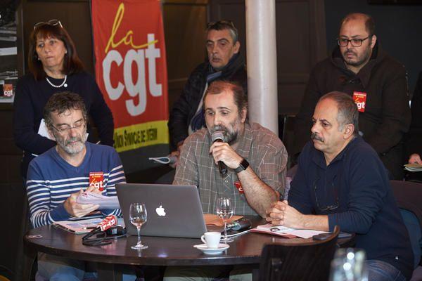 LA CGT de L'INTÉRIM présente sa campagne nationale « URGENT ! INTÉRIMAIRES EN DANGER »