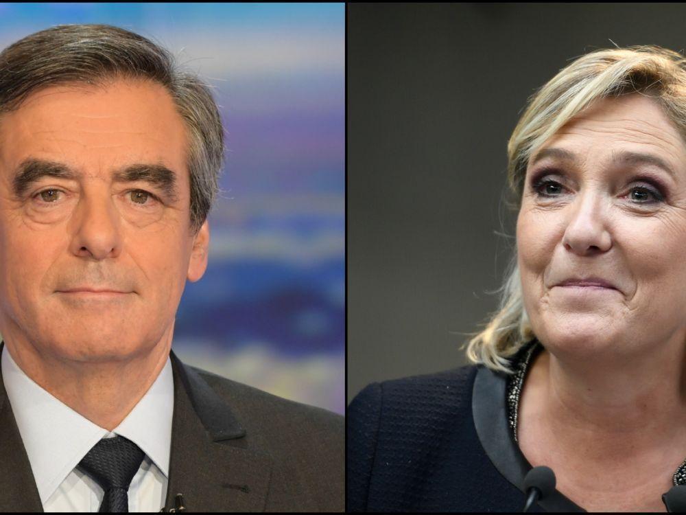 Pourquoi Fillon est une inquiétante machine à faire voter Marine Le Pen - L'opinion de &quot&#x3B;Challenges&quot&#x3B;
