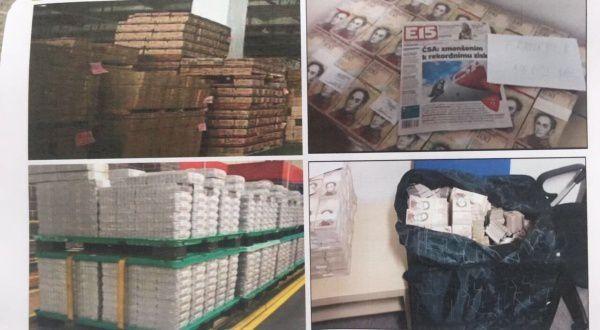 VENEZUELA : Que se passe-t-il en Colombie avec les billets vénézuéliens ?
