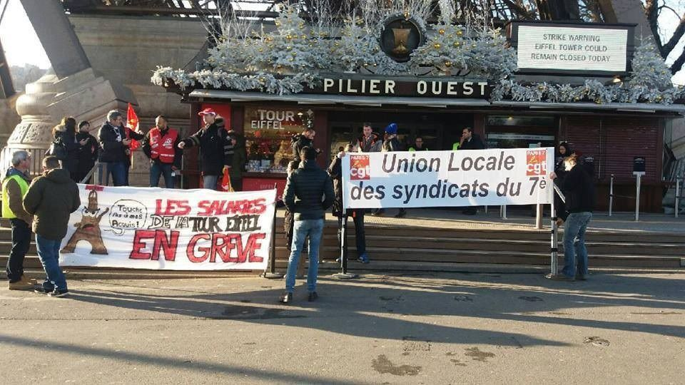 source UD CGT Paris - Facebook