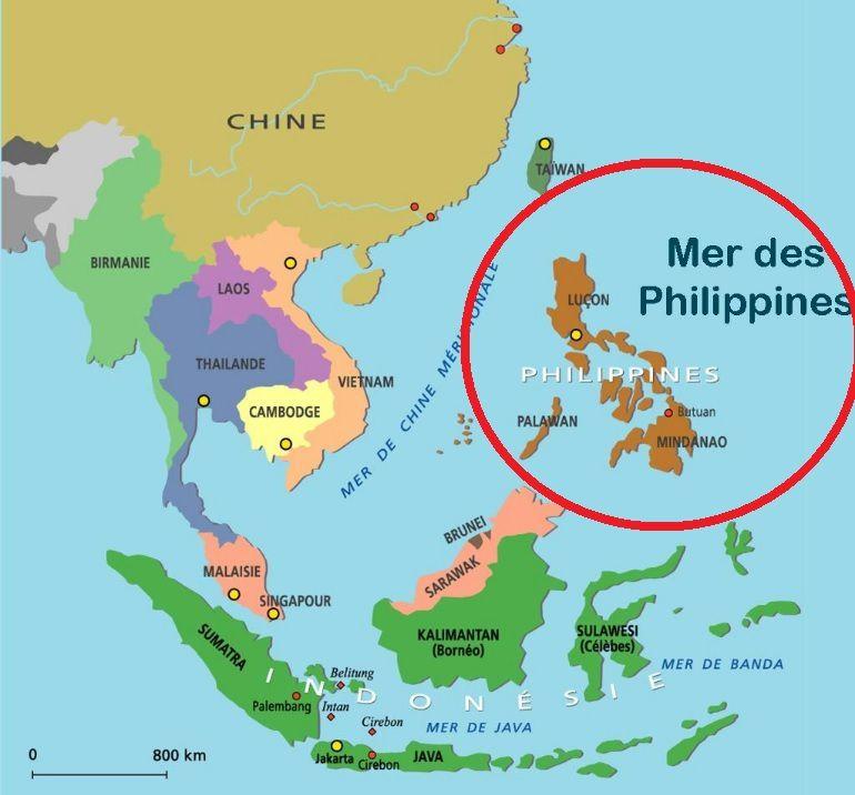 PHILIPPINES : Rodrigo Duterte, président de la République, demande à l'armée US de se préparer à quitter le pays : « Goodbye America » !