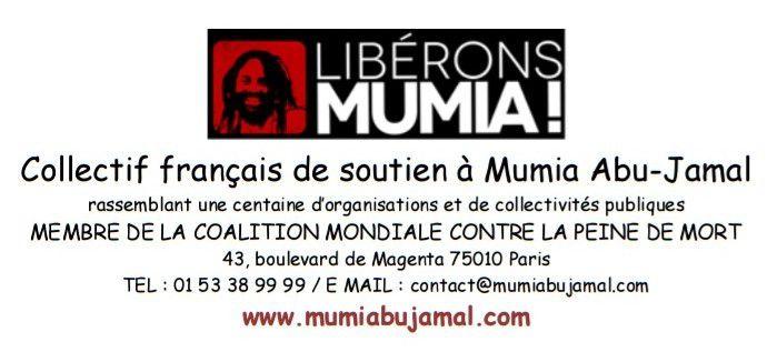 2017: le combat continue pour que MUMIA-ABU-JAMAL soit enfin soigné et libéré !