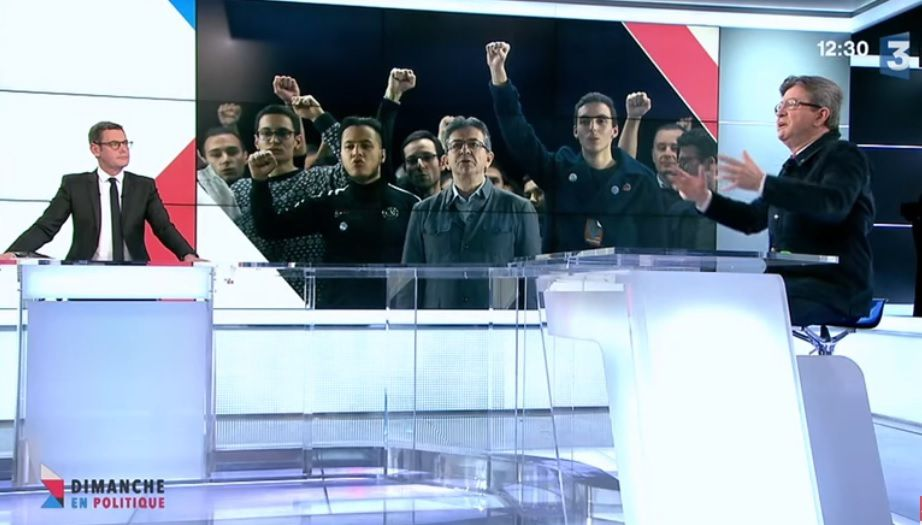 capture d'écran France 3