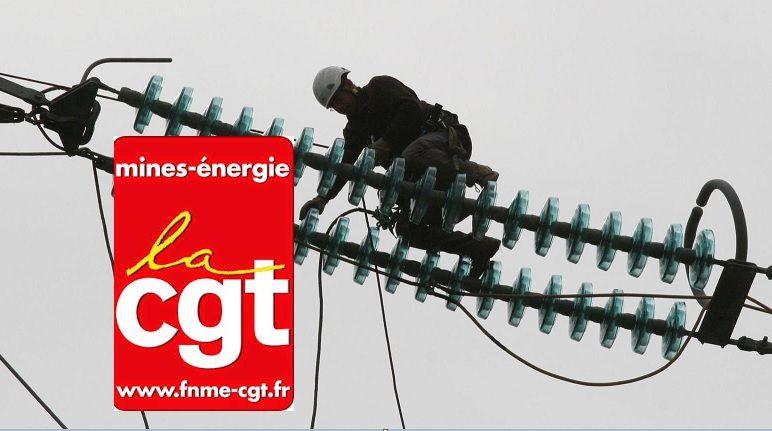 La loi TRAVAIL n'entrera pas à RTE (Réseau de Transport de l'Electricité) : COURT-CIRCUITONS le référendum d'entreprise ! [CGT]