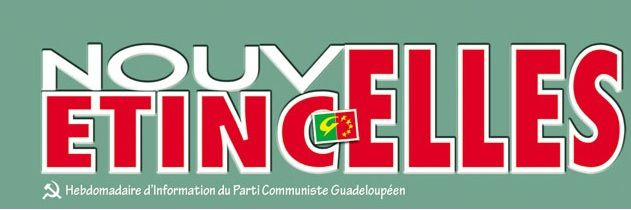 Le Parti communiste de Guadeloupéen (PCG) appelle à voter MÉLENCHON