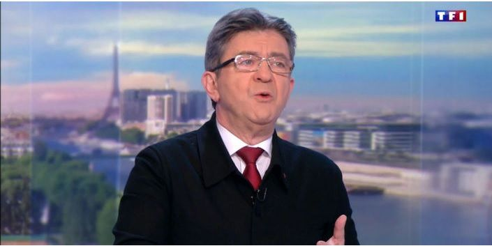 capture d'écran TF1