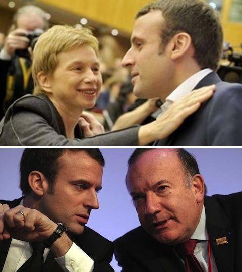 MACRON à l'Élysée, PARISOT à Matignon ? Le MEDEF directement à la tête de la France: vous avez dit DÉMOCRATIE !