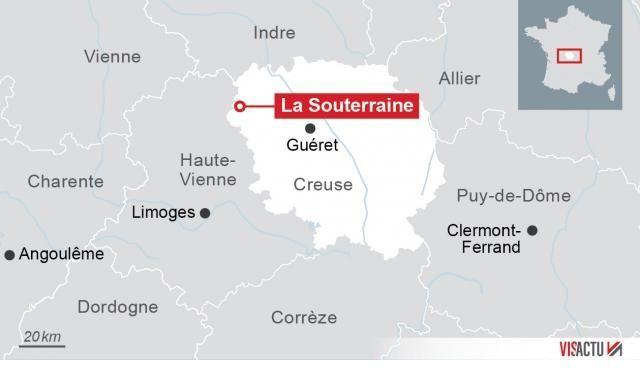 Assemblée sur le site de GM&S Industry à la Souterraine en Creuse. (France 3 nouvelle-aquitaine)