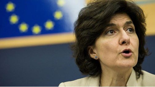 Sylvie Goulard, nouvelle ministre des armées (source photo: le point)