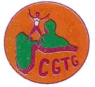 Logo de la CGTG (Confédération Générale du Travail de la Guadeloupe)