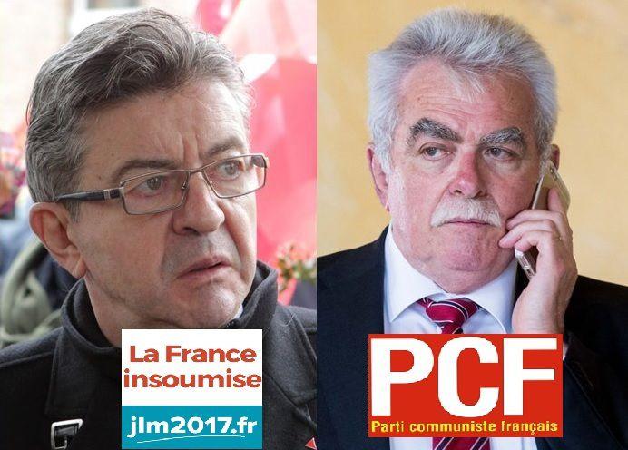 PCF-France insoumise, l'impossible unité