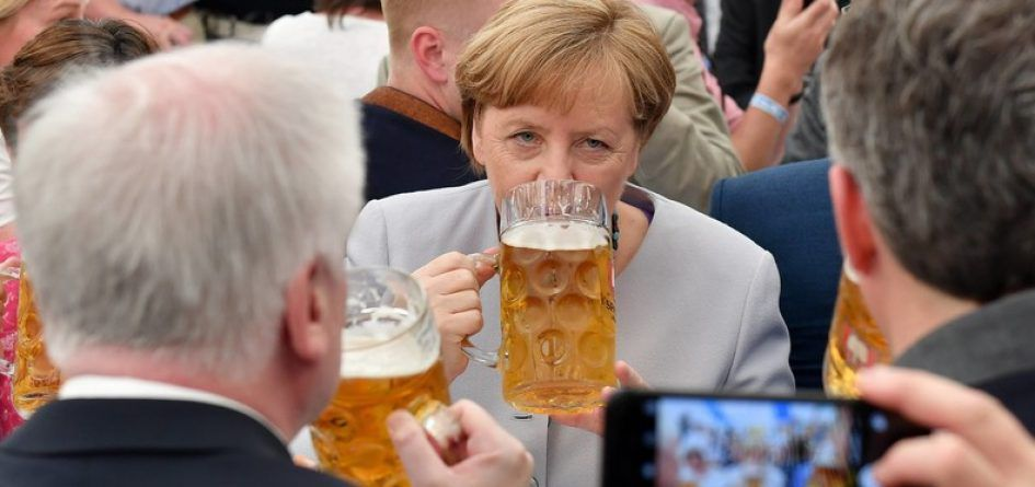 """En toile de fond du G20, la rivalité Berlin-Washington ((l'éditorial de """"Ruptures"""" du 28 juin 2017)"""