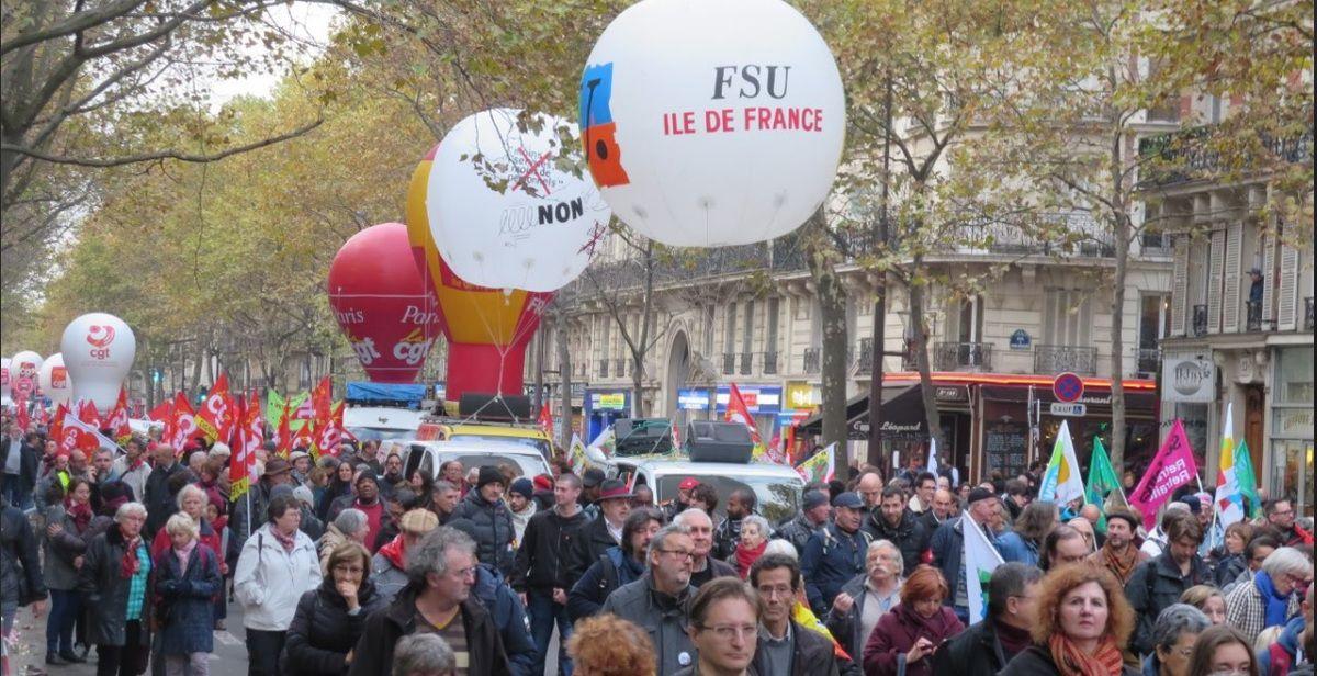 [MANIFS] BFM TV : chaîne d'information ou télé de propagande de Macron ?