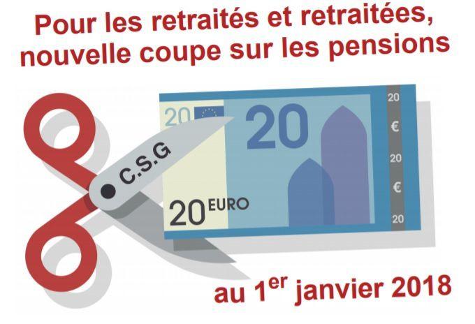 CSG sur les retraites, qui la paie à taux plein, à taux réduit, en est exonéré ?