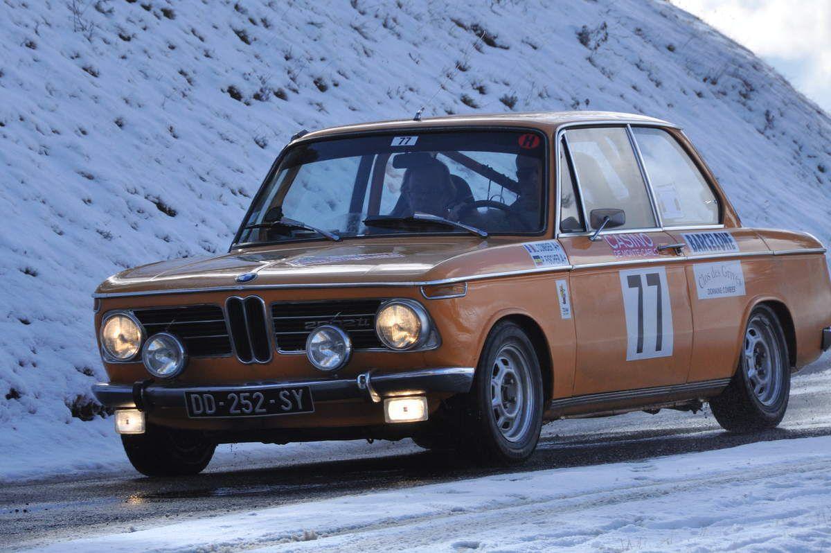 BMW 2002 ti 1969