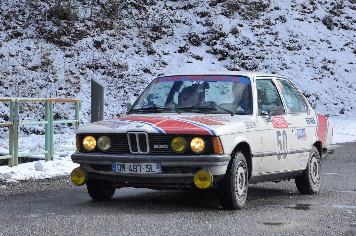 BMW 320 1978