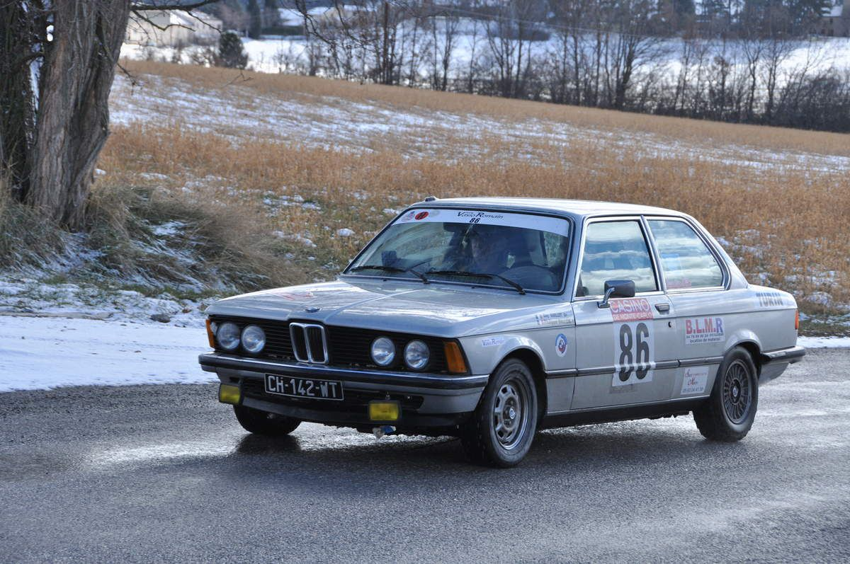 BMW 320 1977...Guy Guillot/Philippe Billon