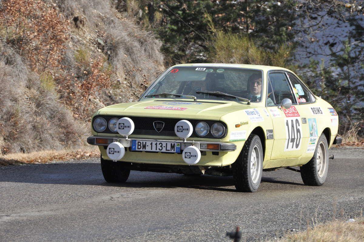 Lancia Beta Coupé 2000 1978...Hélène Riva/Danièle Codazzi
