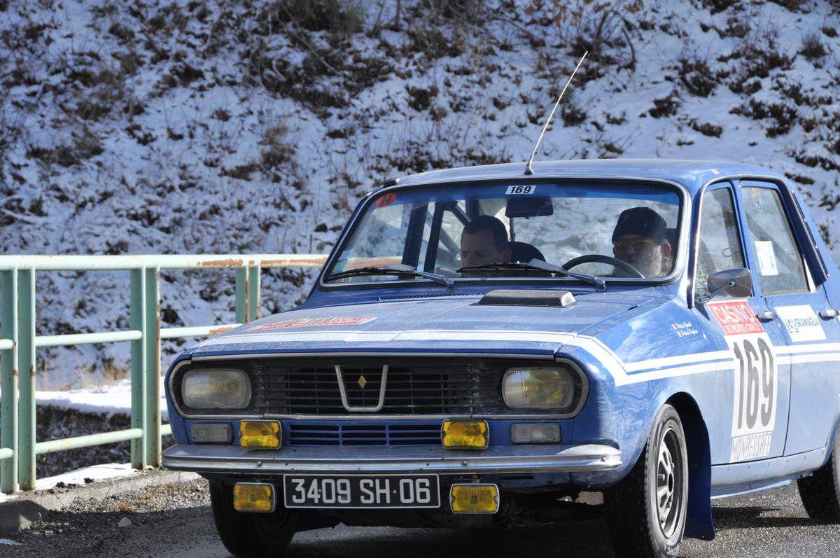 Renault 12 Gordini 1974