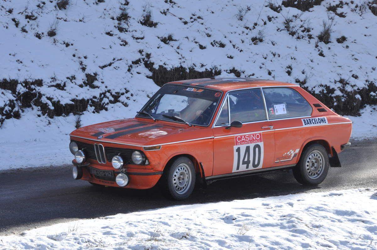 BMW 2000 Touring 1972...Henri Dubrus/Stéphane Vanègue