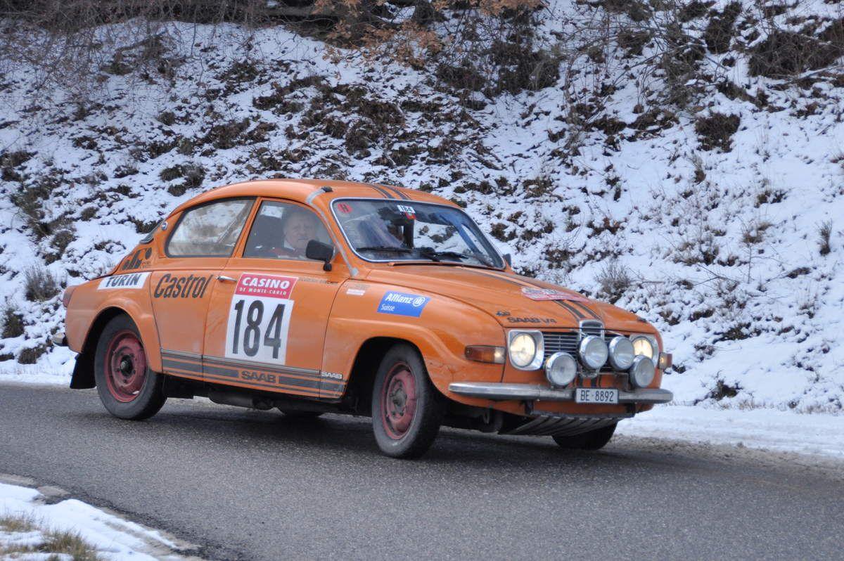 Saab 96 V4 1975