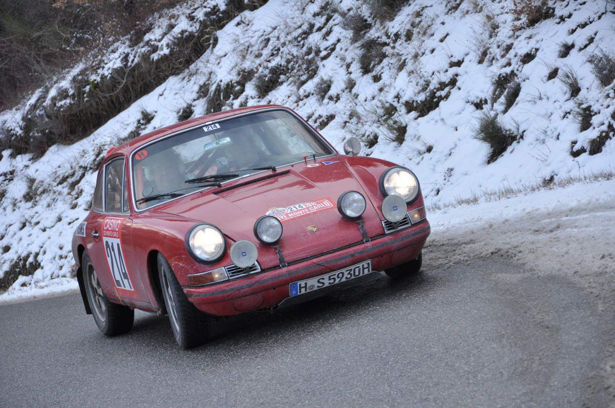 Porsche 911 T 2,0 1967