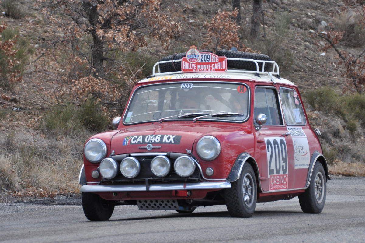 Morris Mini Cooper S 1966
