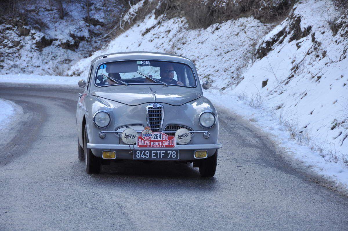 Alfa Romeo 1900 TI 1955