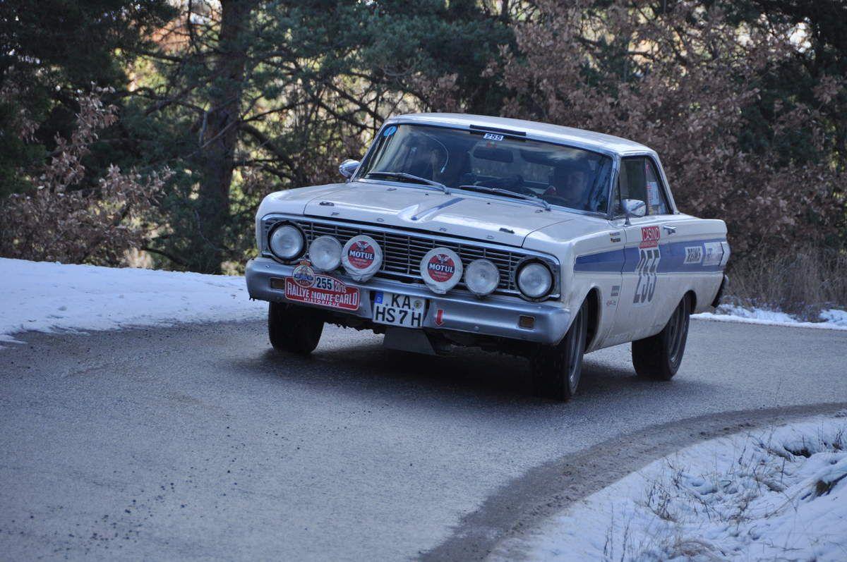 Ford Falcon Sprint 1964...Michael Bruns(D)/Hagen Kaufmann(D))...21ième !!!