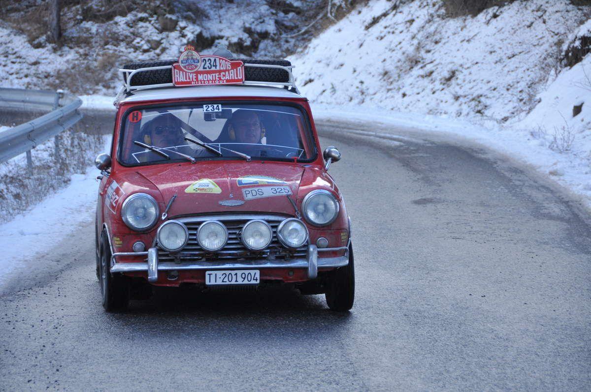 Austin Mini Cooper S 1965