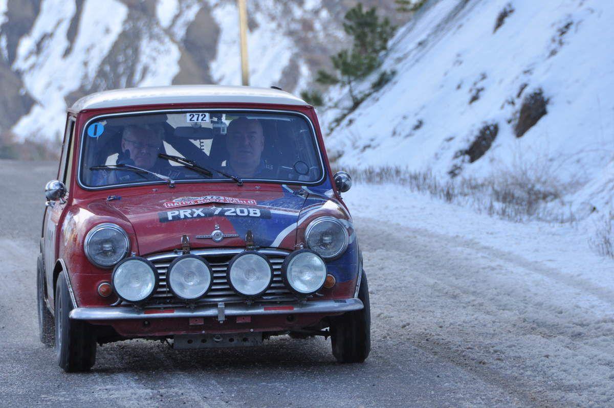 Morris Mini Cooper S 1965