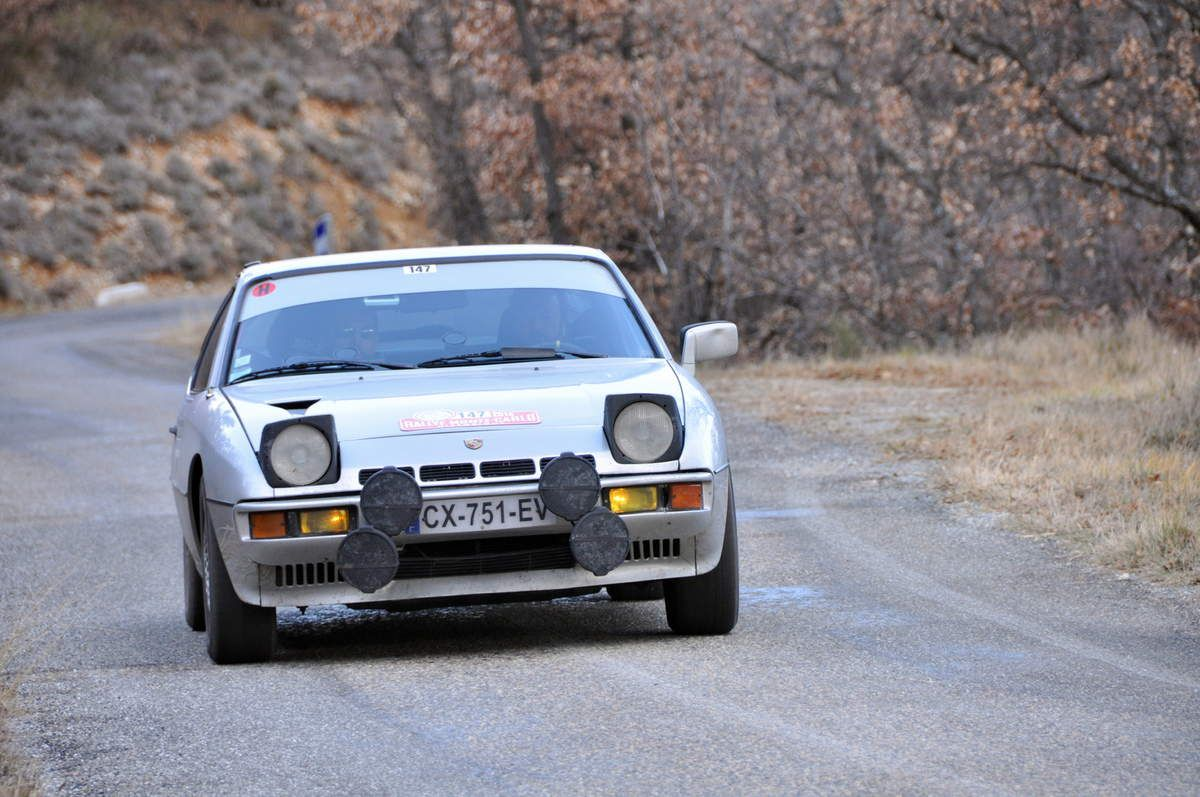 André Grangeon(F)/Christophe Marques(F)  Porsche 924 Turbo 1979