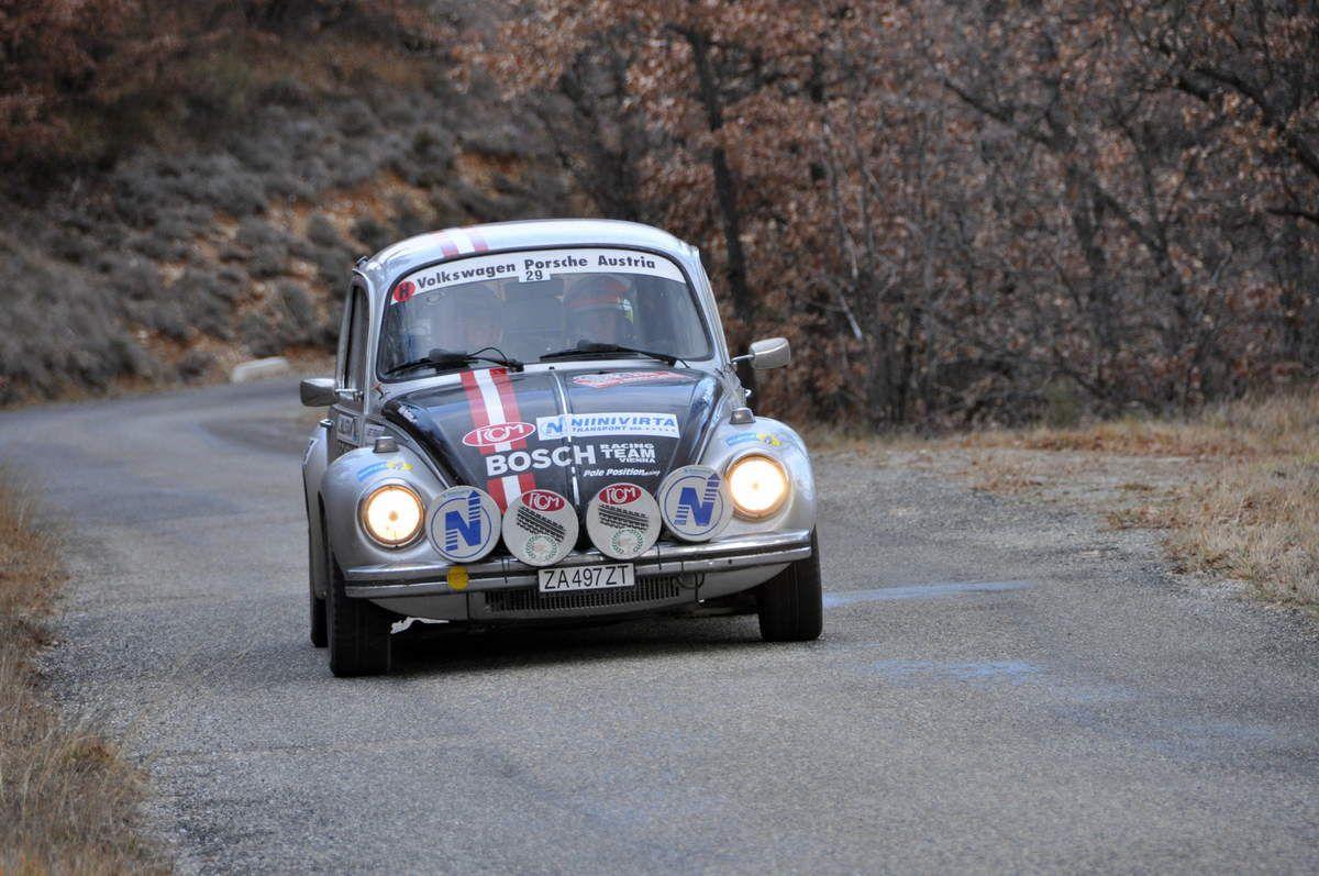 Alberto Bergamaschi(I)/Danilo Scarcella(I) Volskwagen 1303 S 1973 (215ième)