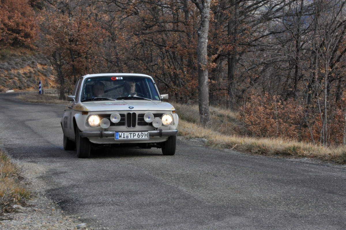 Thomas Plueschke(D)/Herward Hill(D) BMW 2002 1971 (77ième)