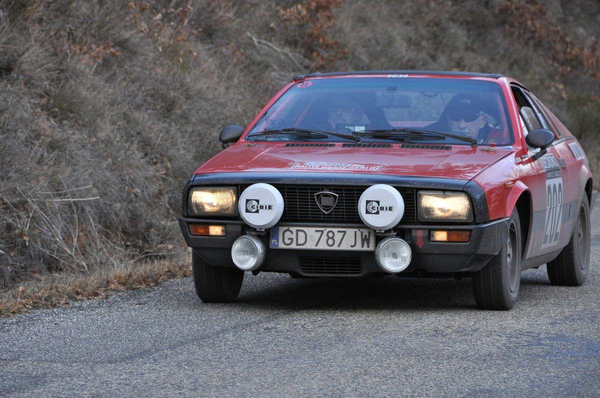 Andrzej Lubiak(PL)/Jerzy Szymanski(PL) Lancia Beta Monte Carlo 1975 (193ièmes)