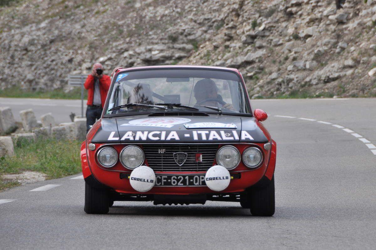 Lancia Fulvia 1,6 HF Fanalone 1969