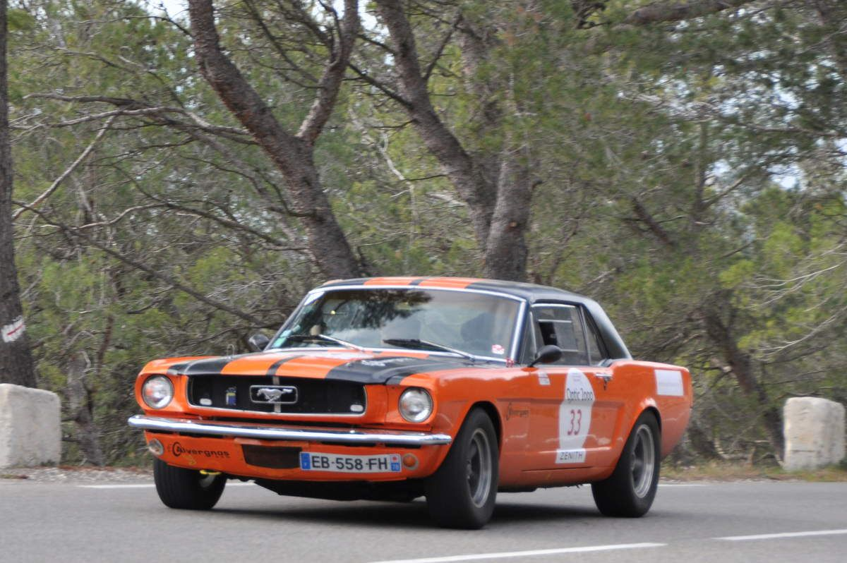 Ford Mustang 289 1965