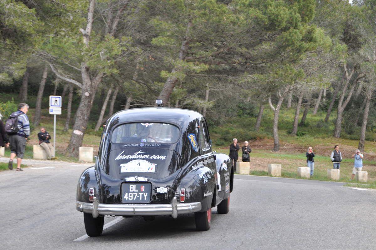 Peugeot 203 1954
