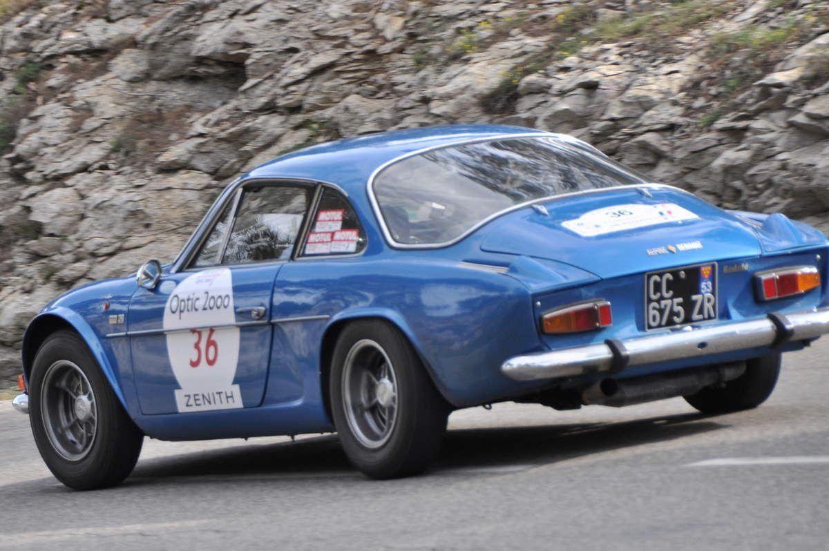 Alpine A110 1600 S 1970