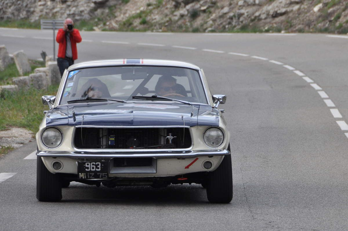Ford Mustang 289 1967