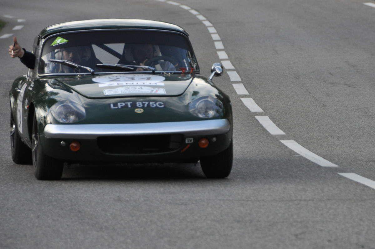 Lotus Elan 26R 1965