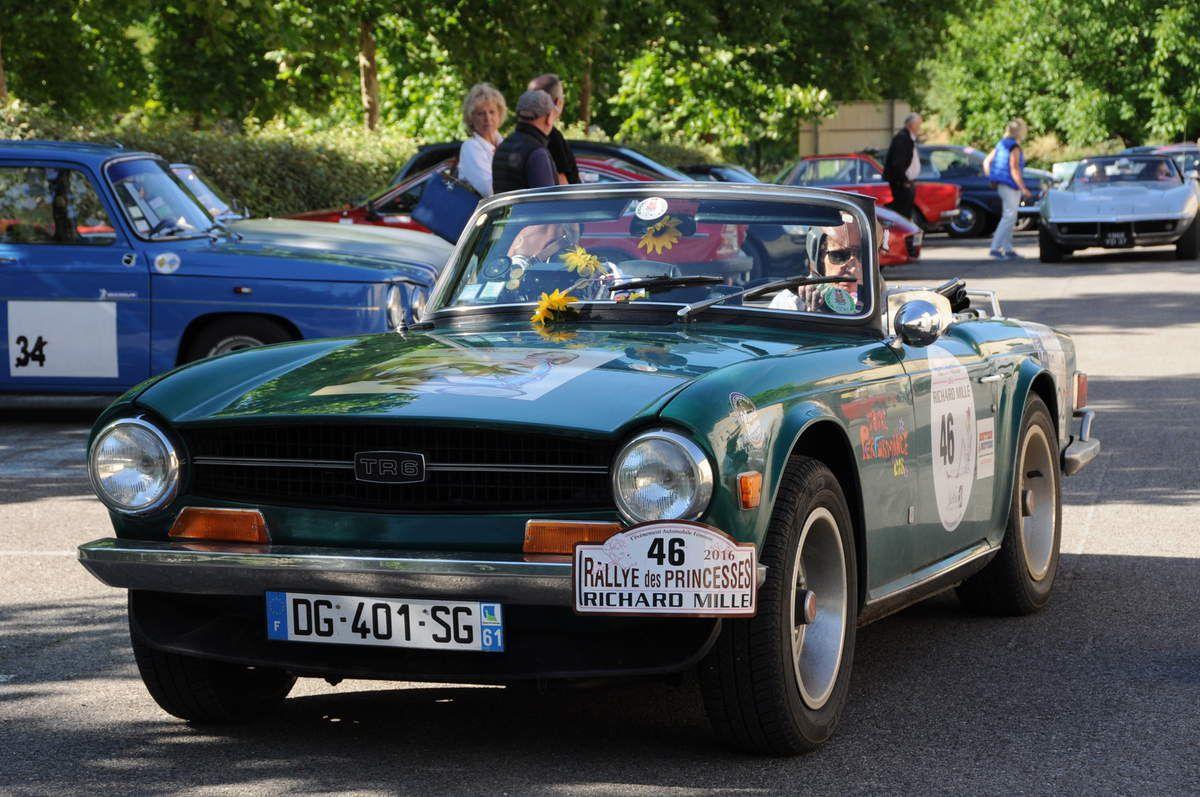 Triumph TR 6 1972
