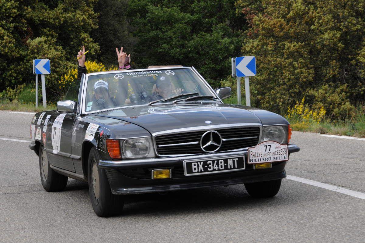 Mercedes 300 SL 1986