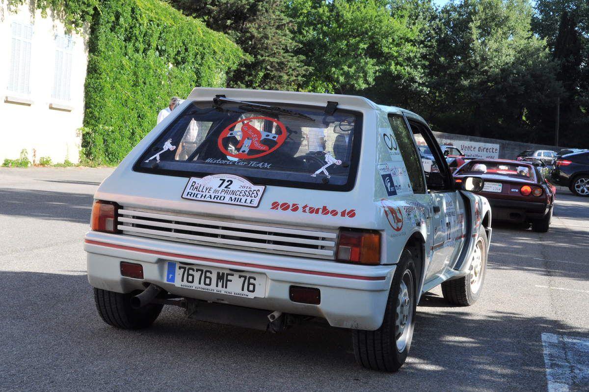 Peugeot 205 Turbo 16 1985