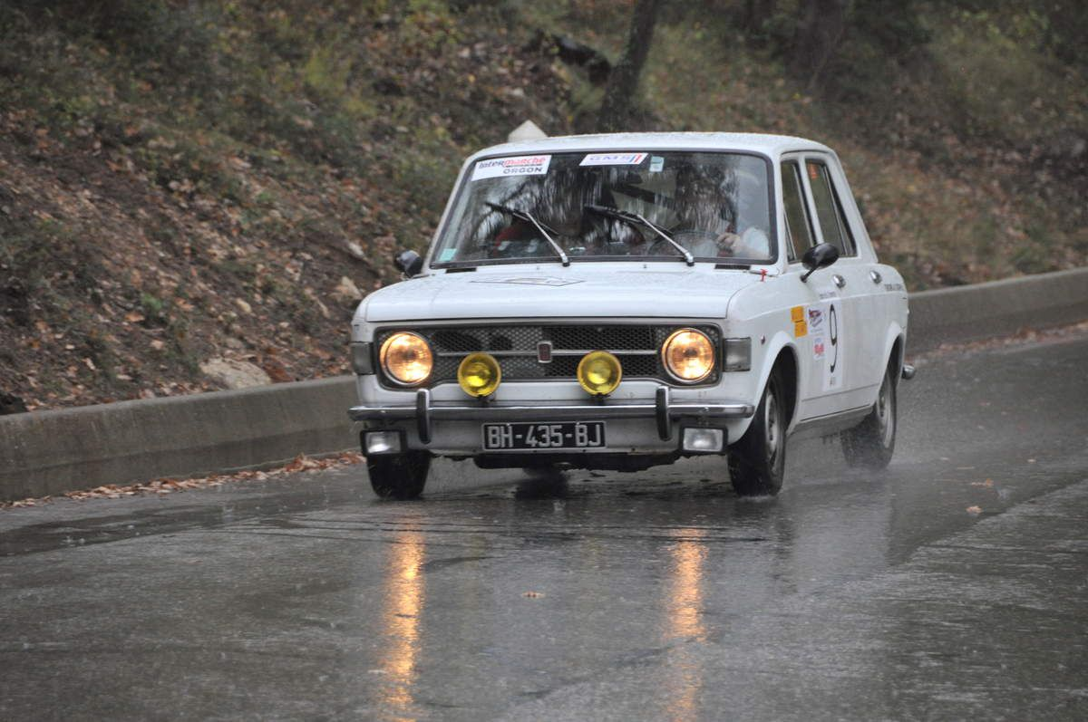 Fiat 128 1970 ..... Photo : Rémi Saumont