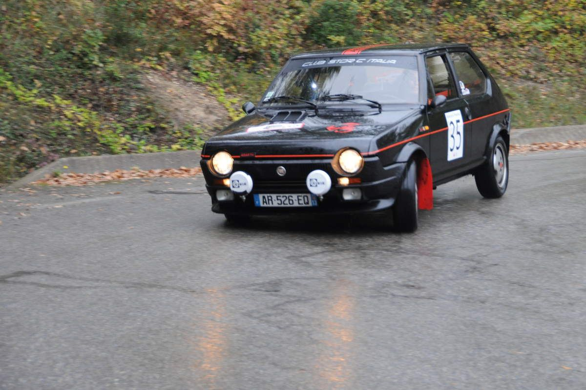Fiat Ritmo Abarth 125 TC 1982 ..... Photo : Rémi Saumont