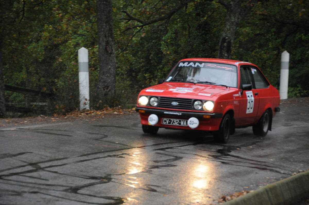 Ford Escort MK II RS2000 1978 ..... Photo : Rémi Saumont