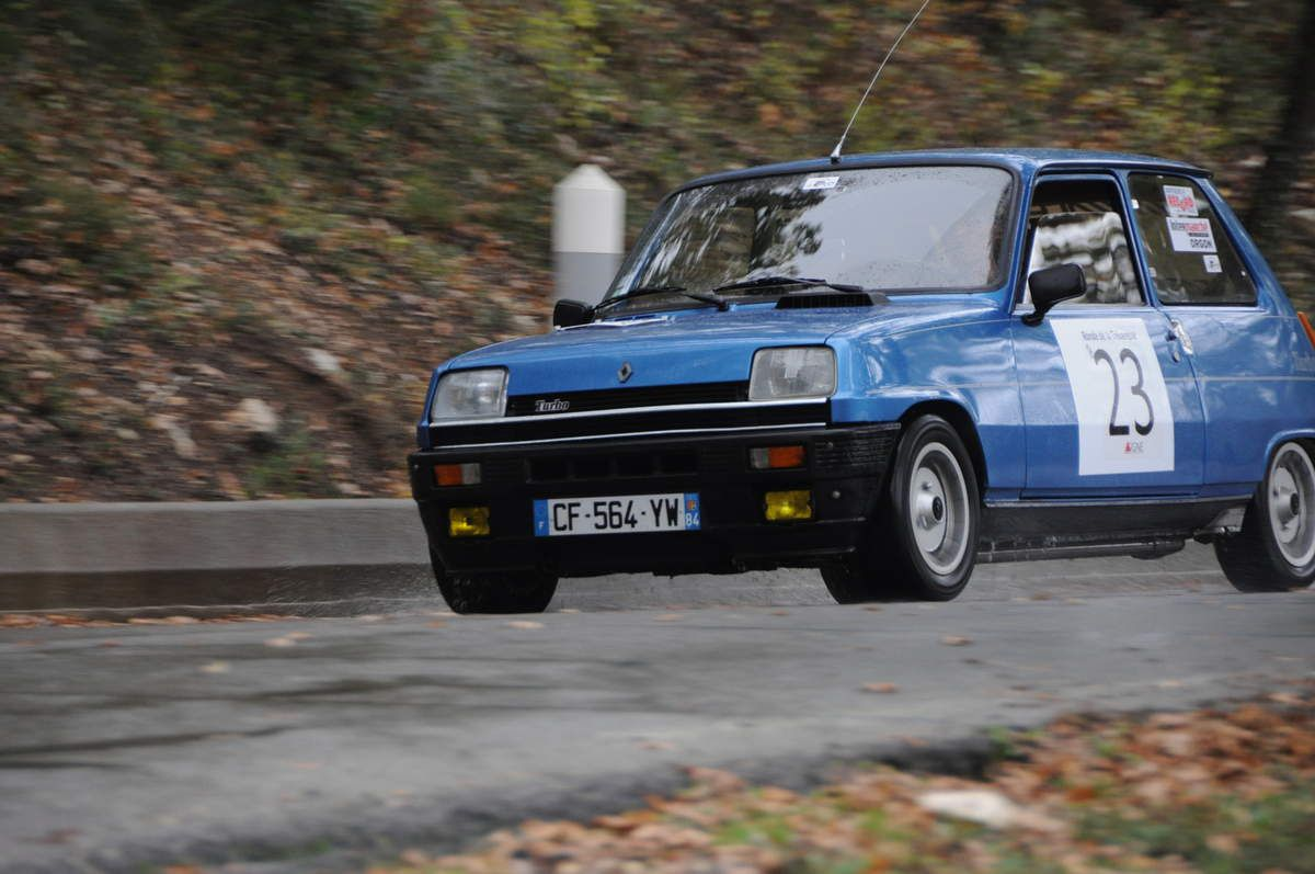 Renault 5 Alpine Turbo 1983 ..... Photo : Rémi Saumont
