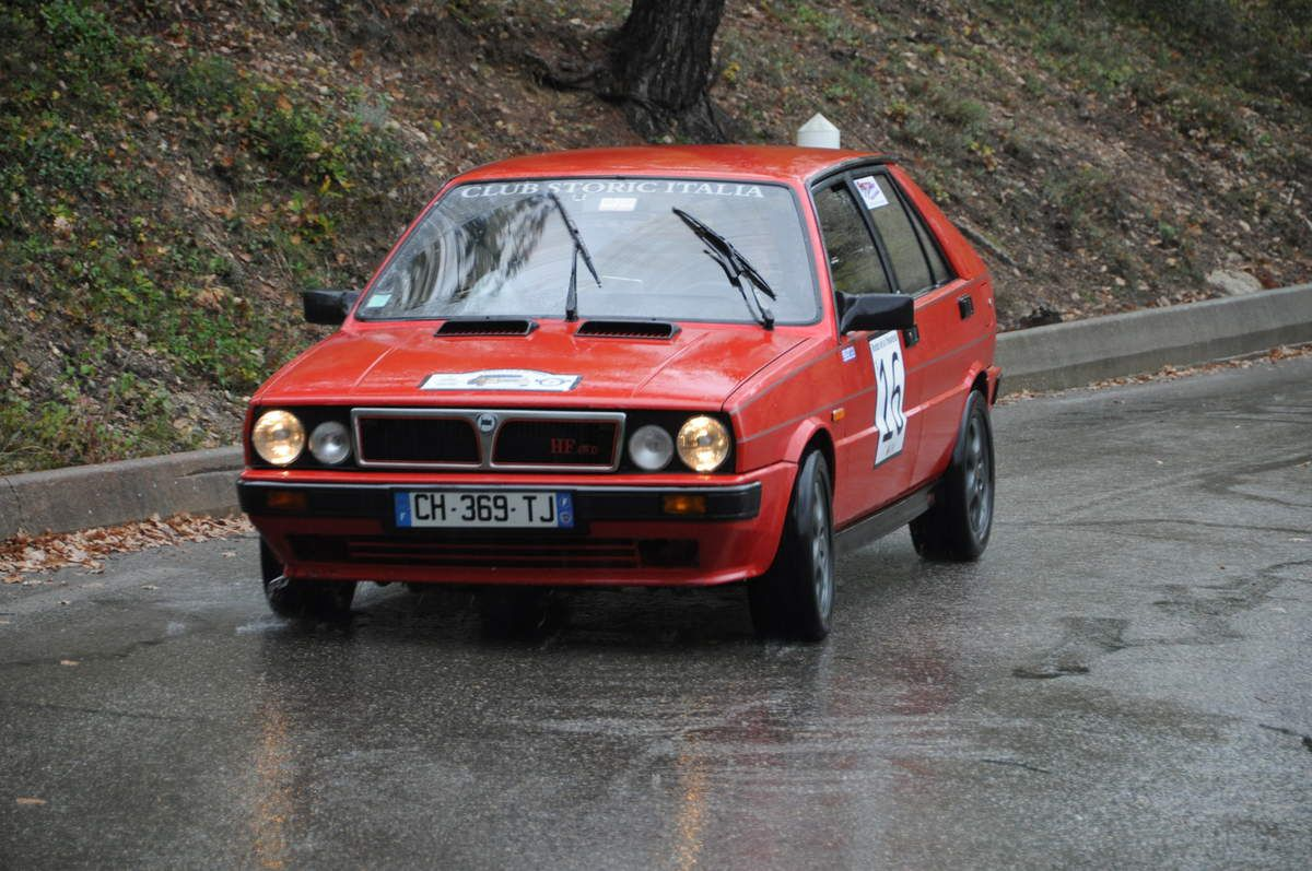 Lancia Delta 4WD 1987 ..... Photo : Rémi Saumont
